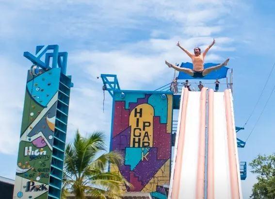 High Park Slide Club
