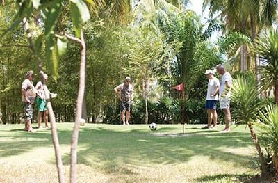 Samui Football Golf