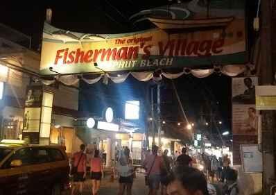 Nightlife in Koh Samui