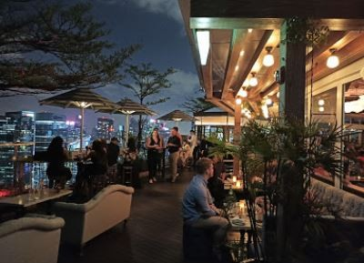 LAVO Italian Restaurant And Rooftop