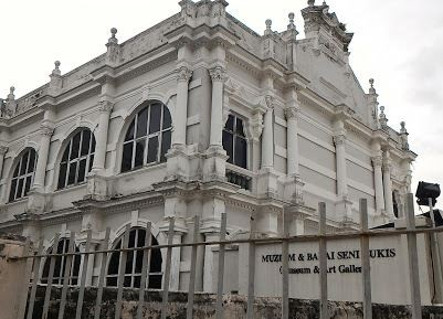 Penang State Museum and Art Gall