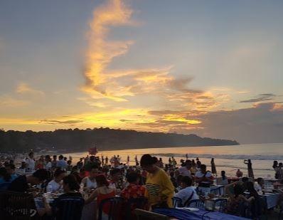 Nyoman Café, Jimbaran, Bali