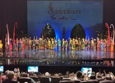 Devdan Show at Bali