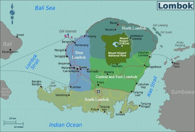 Best Places To Stay in Lombok 1