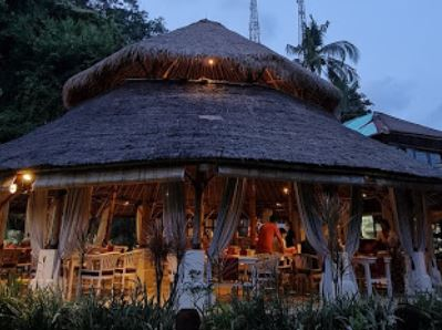The Dining Room Restaurant Candidasa