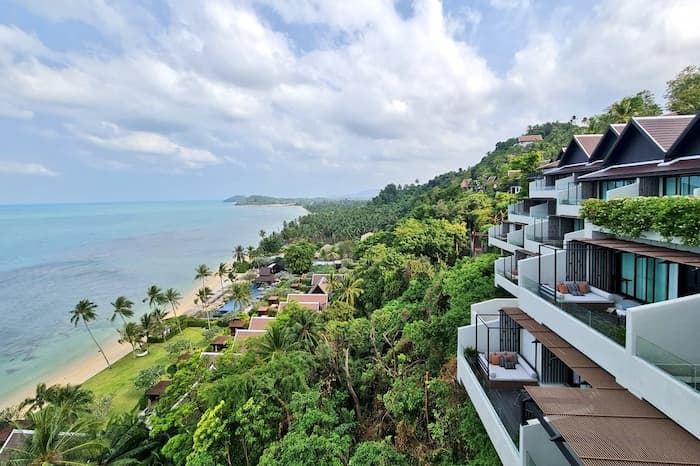 Best Places To Stay in Taling Ngam Beach Koh Samui